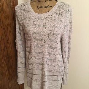 NWT Gorgeous Gianni Bini Sweater